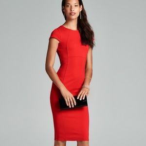 Felicity & Coco Red Pencil Dress